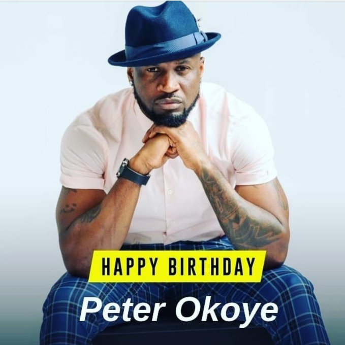 Happy Birthday to musician, Okoye