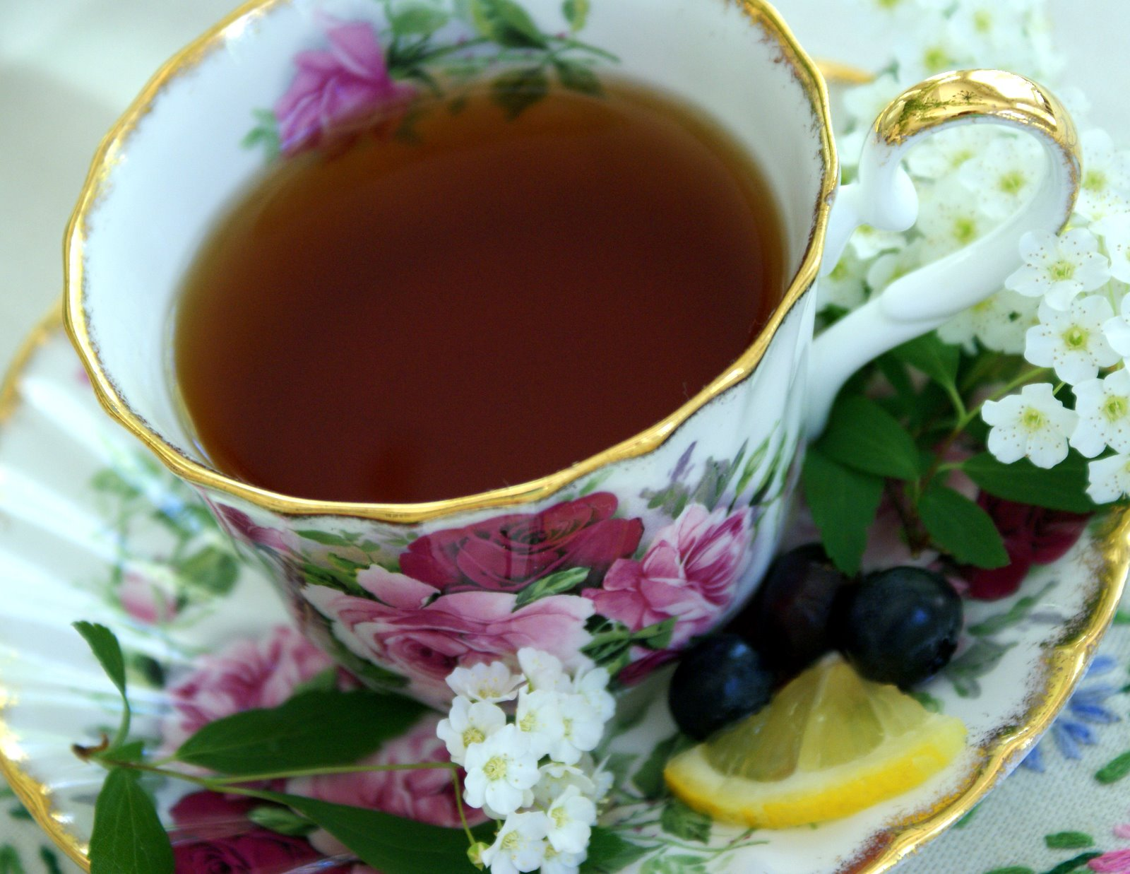 фото красивой чашки чая каждый, кто наказан