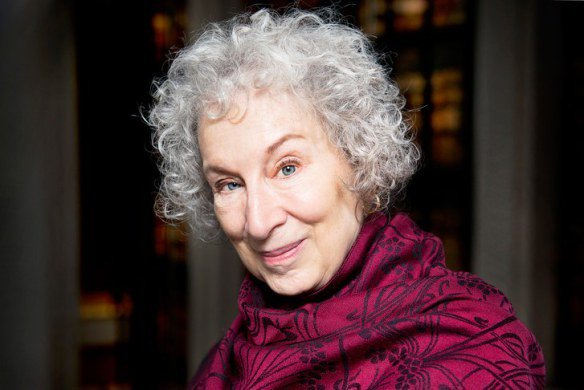 November 18 Happy Birthday Margaret Atwood!