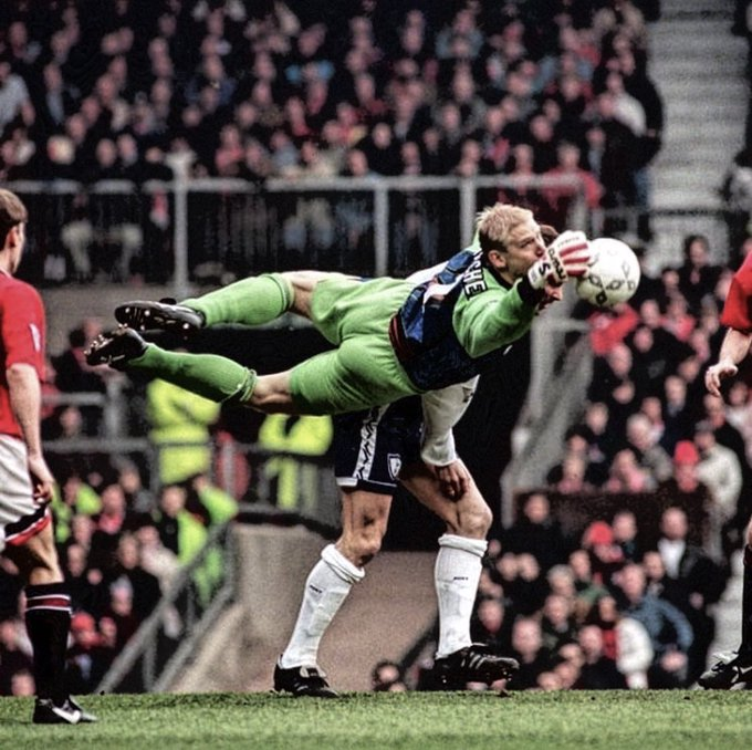 Happy birthday to Peter Schmeichel, who turned 55 today!