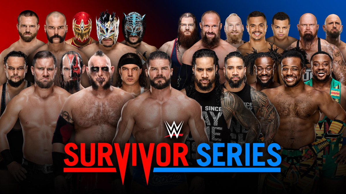 Final Card For Tonight's WWE Survivor Series Pay-Per-View, Live Coverage Reminder