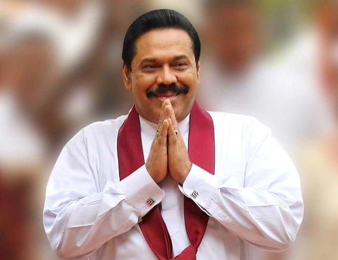 mahinda rajapaksa Happy birthday