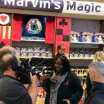 Image for the Tweet beginning: Whoopi!....lots of razzamatazz with the