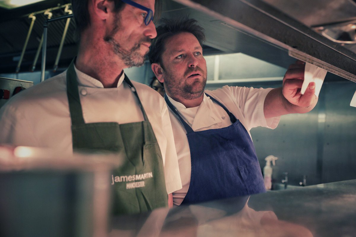 Watch Why James Martin won't discuss his private life video