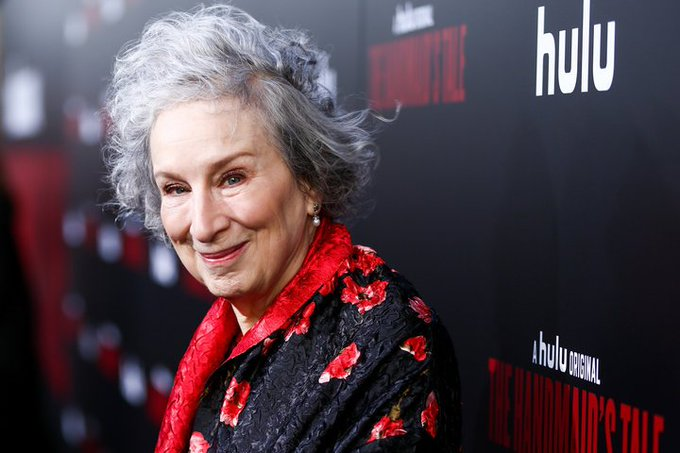 """A word after a word after a word is power.\"" Happy Birthday to Margaret Atwood!"
