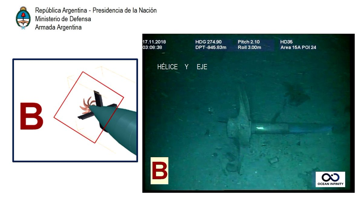 البحرية الأرجنتينية تعلن فقدان الاتصال مع غواصة - صفحة 2 DsSnGZOWsAAAA9i