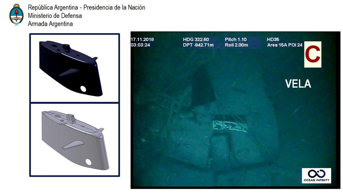 البحرية الأرجنتينية تعلن فقدان الاتصال مع غواصة - صفحة 2 DsSnGZTXcAIuhoz
