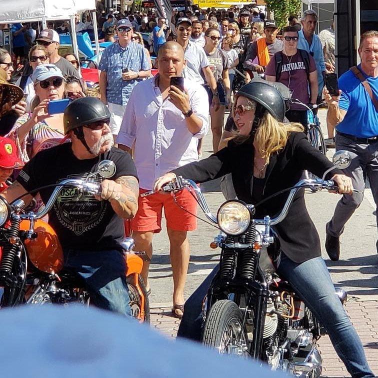 Sunday funday 💪  #sundayfunday #ride #sunday  #motorcycles #couple #smile #happy #occ #rideordie