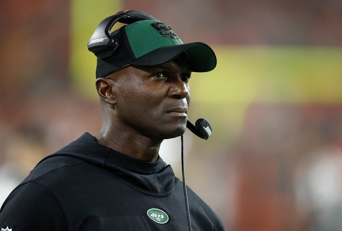 Jets coach Todd Bowles faces an 'uphill battle' to keep his job, per @RapSheet