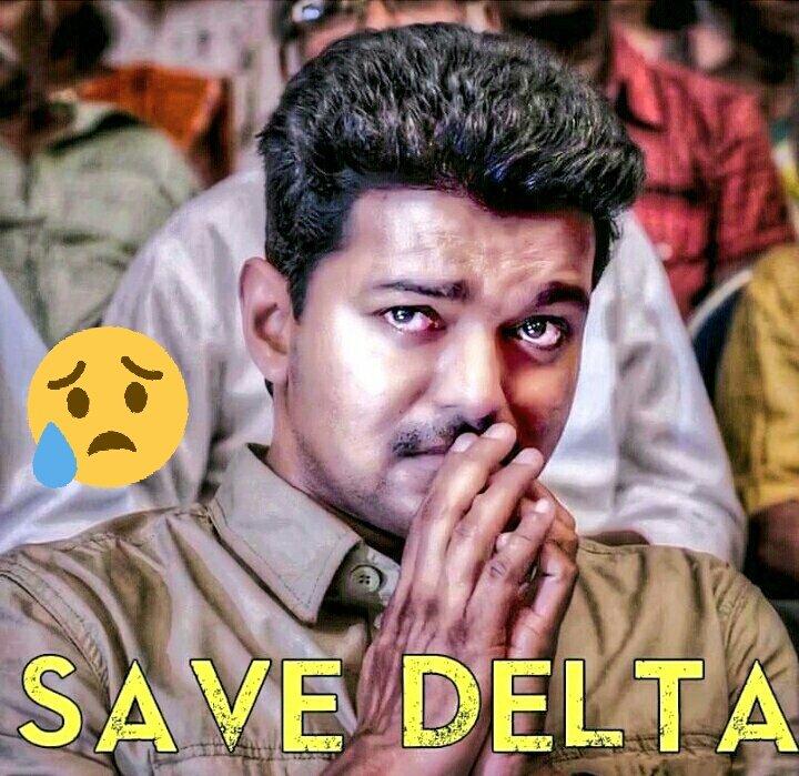 Save Delta #SaveDelta