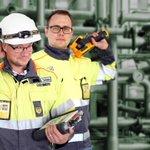 Image for the Tweet beginning: Teollisuuden energiatehokkuusaiheita blogissamme. #energiatehokkuus