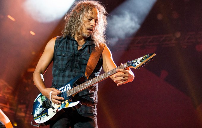 Happy Birthday, Mr. Kirk Hammett!