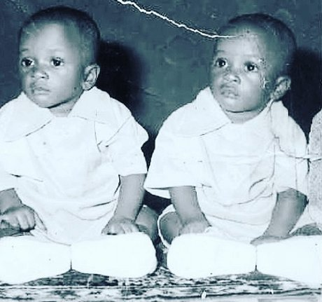 Paul and Peter Okoye reply their older brother, Jude happy birthday wishes to them