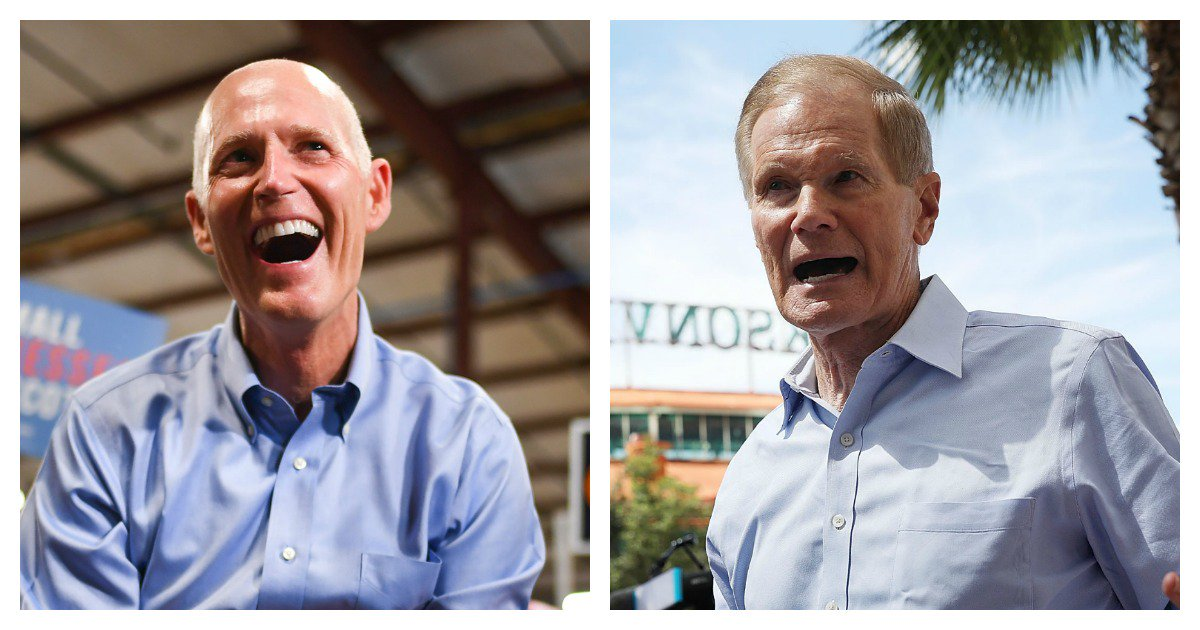 Incumbent Bill Nelson Concedes Florida Senatorial Election To Rick Scott After Contentious Recount https://t.co/ueeRKydc0c
