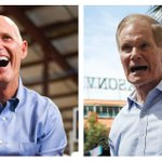 Image for the Tweet beginning: Incumbent Bill Nelson Concedes Florida