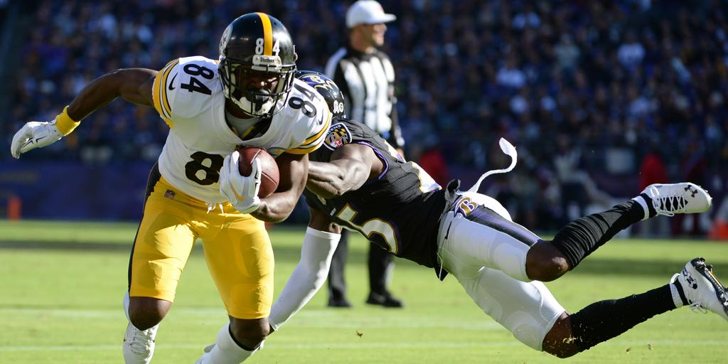 Steelers Pro Shop's photo on Antonio Brown