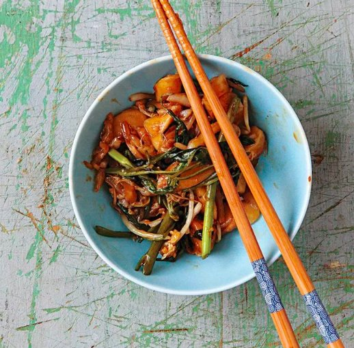 No matter what you throw in the wok, you're bound to find a good vegetable-only stir fry with these recipes https://t.co/i4fvG6FpE0
