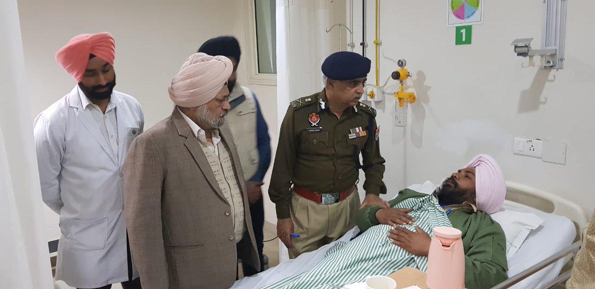 3 killed, 20 injured in blast at Nirankari Bhawan near Amritsar