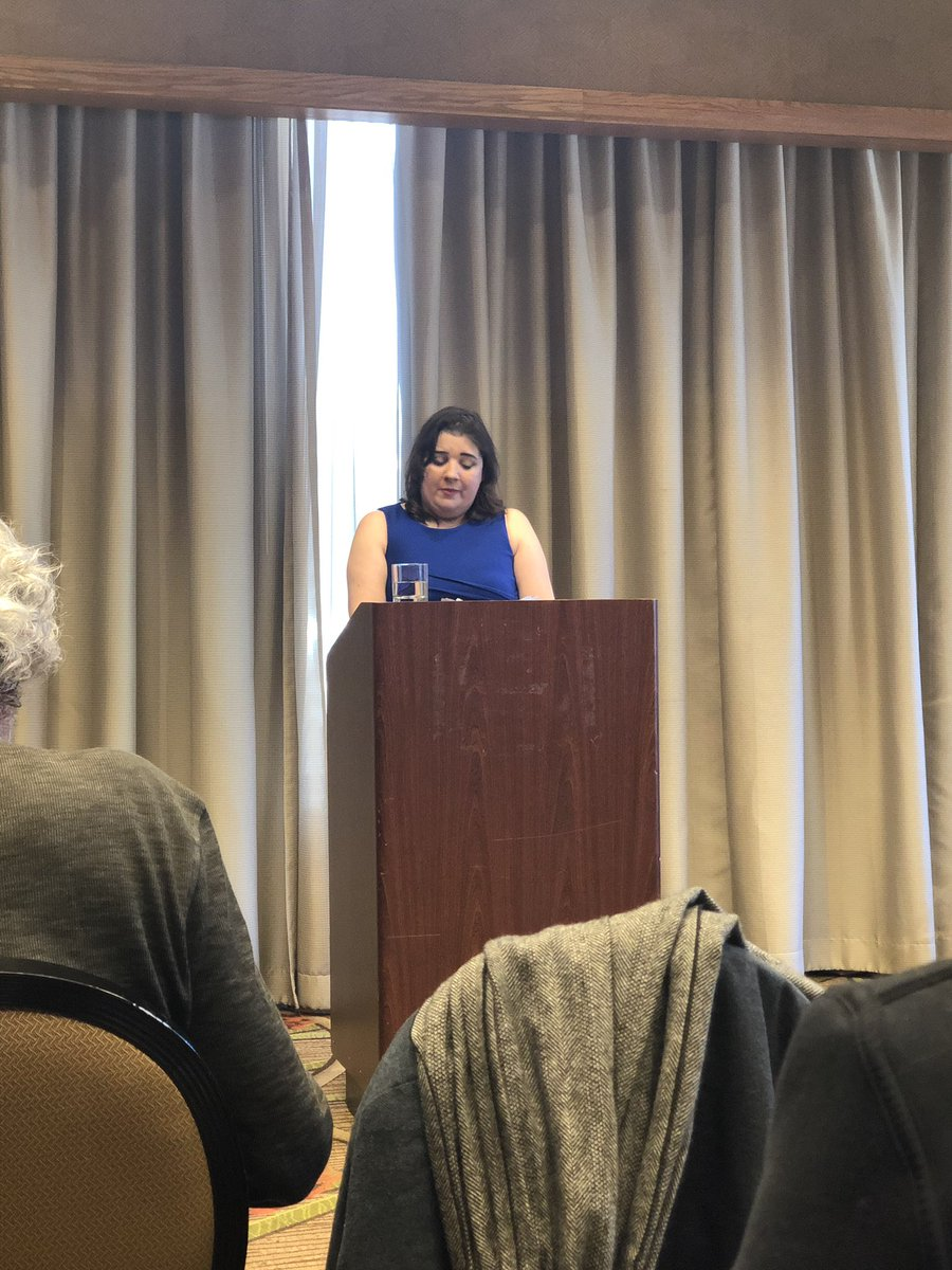 """The most important thing we do as pedagogues is alter students' questions."" A moving piece on JZ Smith by @StephanieAFrank #naasr2018 https://t.co/kNqpaHduF2"
