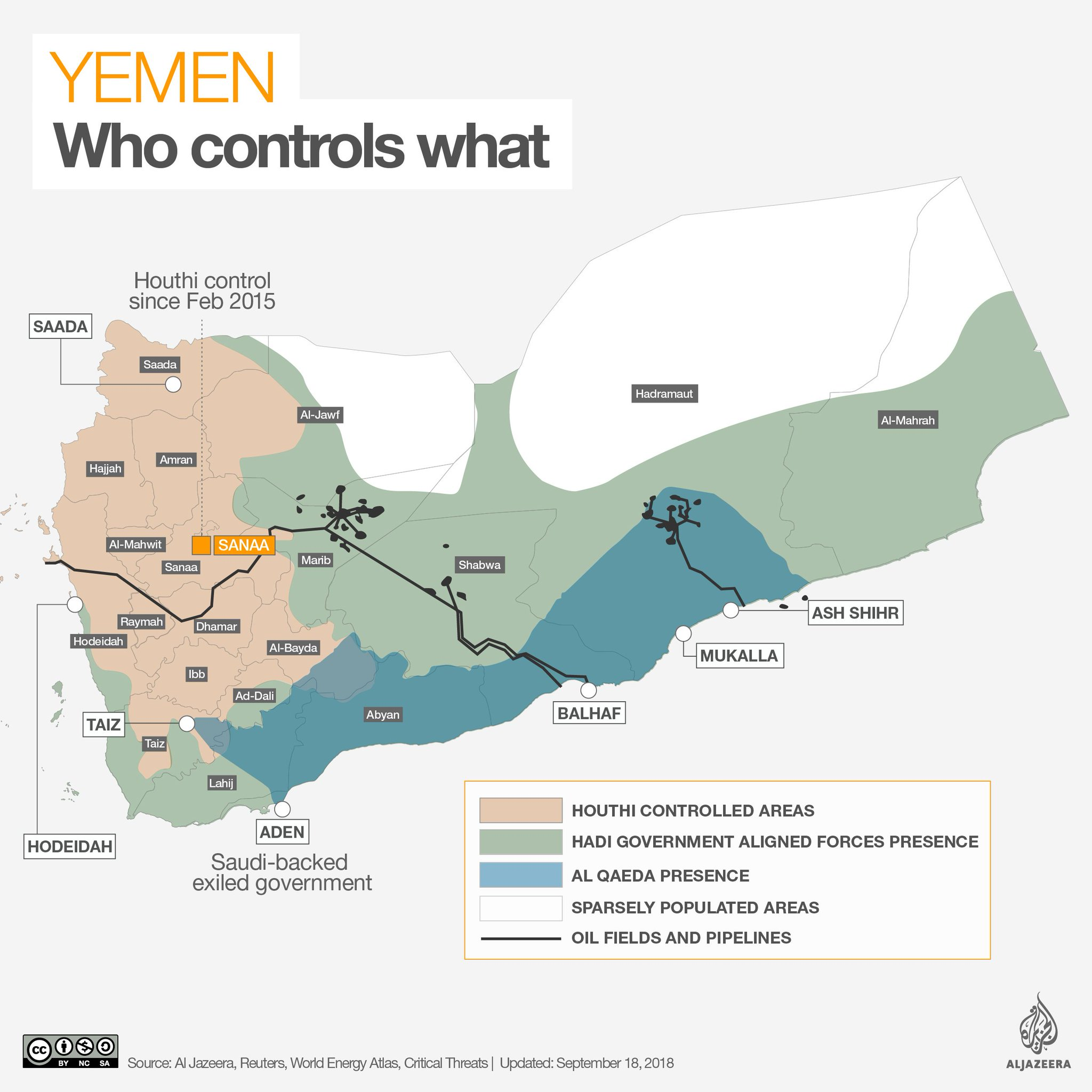Yemen has been torn apart by conflict since 2014 https://t.co/yC0wR3em8V https://t.co/JIYTLtEuCt