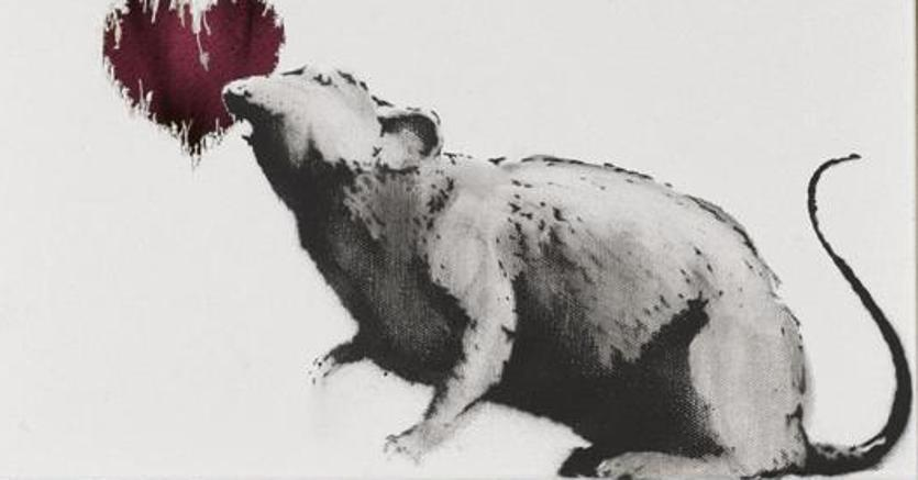 #Banksy Latest News Trends Updates Images - sole24ore