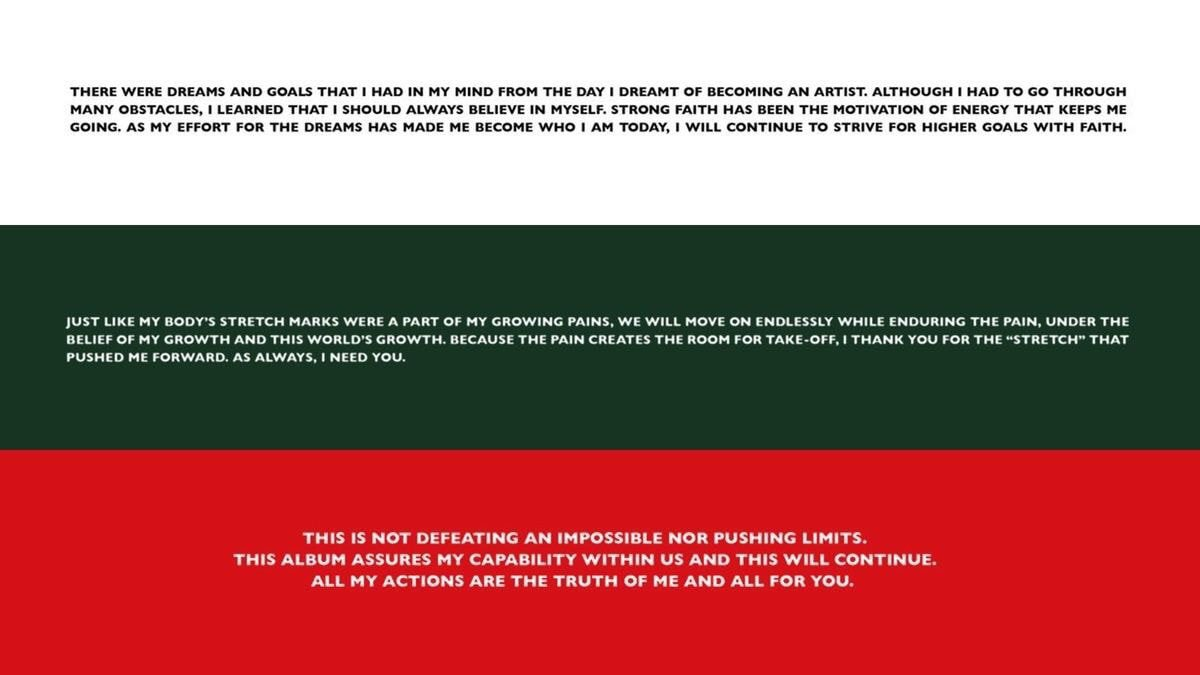 3人のアルバムのメッセージを訳してみた。#MAMAVOTE #shinee  #ACE #BASE #FACE