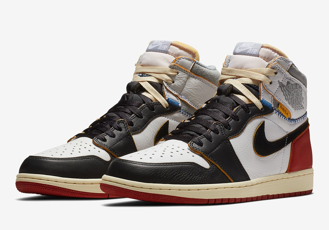 39e6c5210768 Stay tuned for more info.  http   kicksdeals.ca release-dates 2018 union-la-x-air-jordan-1-high-blackred   …pic.twitter.com zfn2Nhtrpc