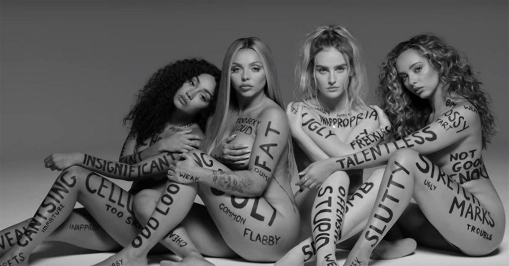 Little Mix's New Video Is a Love Letter to Individual Beauty https://t.co/Z6Pj8L43Gj