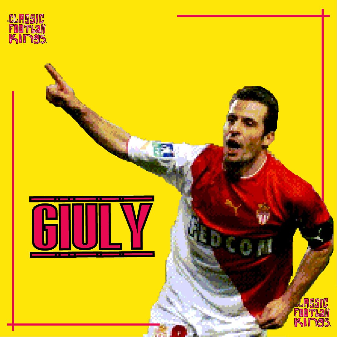 Classicfootballkings On Twitter Ludo Giuly
