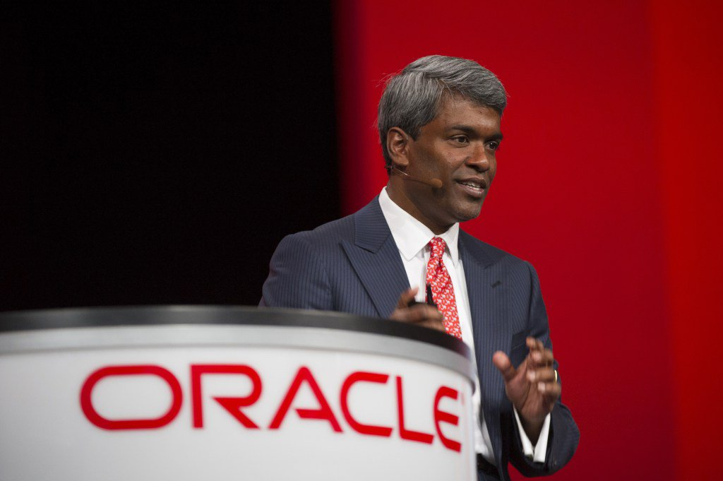 Google looks to former Oracle exec Thomas Kurian to move cloud business along by @ron_miller