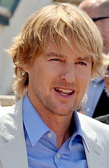 Happy 50th birthday to Owen Wilson! The actor who voiced Lightning McQueen in the Cars franchise.