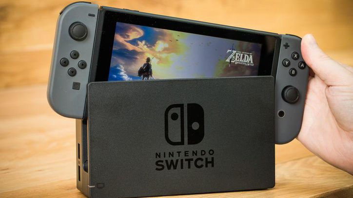 The best Black Friday 2018 deals on Nintendo Switch consoles, games https://t.co/s6Q2lggb7h