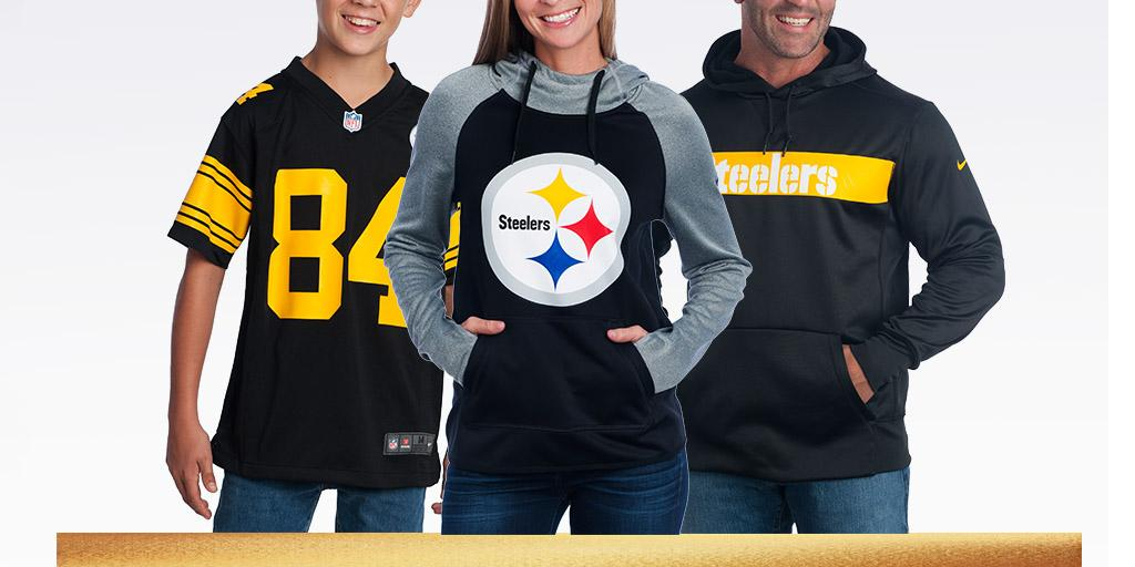 premium selection a744c 7cad6 Steelers Pro Shop on Twitter: