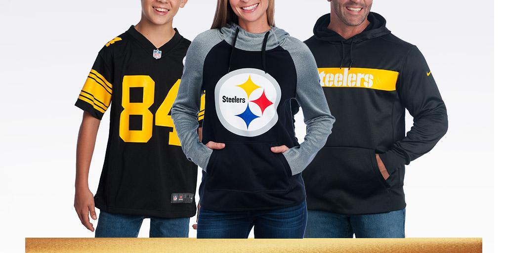 premium selection 3c2d1 08f05 Steelers Pro Shop on Twitter: