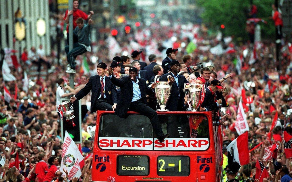 Финал Лиги Чемпионов 1999г