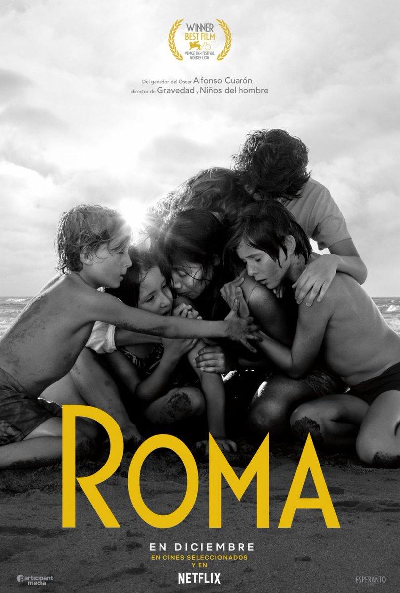 209. ROMA, Alfonso Cuarón (2018) Una colección de recuerdos de infancia. Un homenaje a las mujeres de su vida. Un testamento a la eternidad. El intento de agarrar todo eso y transformarlo en arte, aún caótico, imperfecto, merece mi admiración y respeto. No se puede no sentir.
