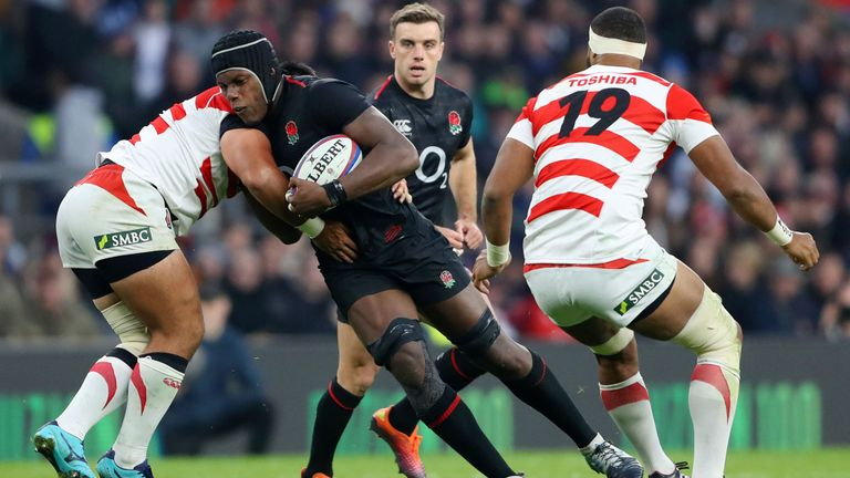 test Twitter Media - Itoje: England were driven by fear 🏉  Maro Itoje has admitted the thought of being humbled by Japan 🇯🇵 inspired England's 🏴󠁧󠁢󠁥󠁮󠁧󠁿 second-half fightback at Twickenham on Saturday.  👉 More here: https://t.co/Feyj4uO4oa https://t.co/irynhzwX7n