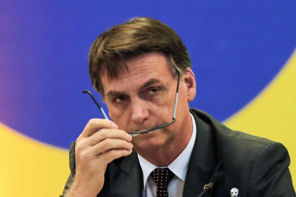 'Eu também sou réu no Supremo, e daí?', diz Bolsonaro sobre ministra que deu incentivos à JBS https://t.co/XjldKIORUi