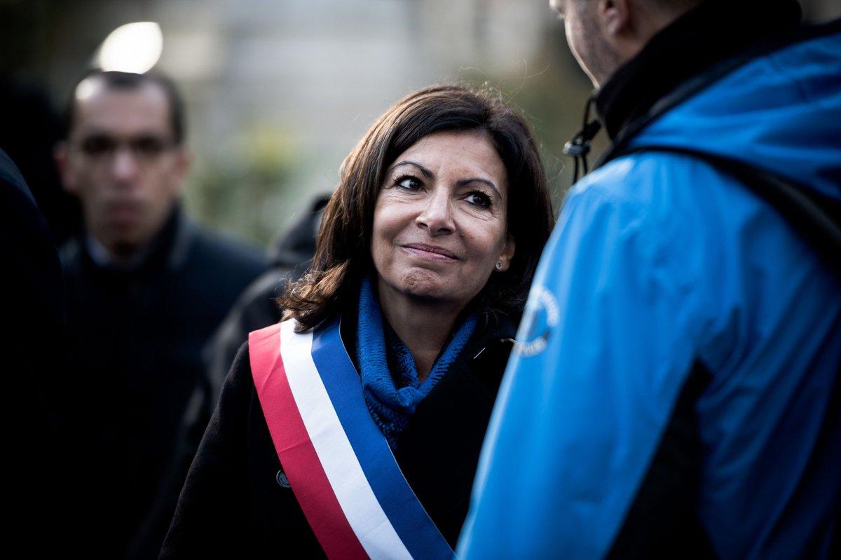 Paris : sept milliards de dettes depuis l'arrivée d'Hidalgo >> https://t.co/dv2ttZUq8e