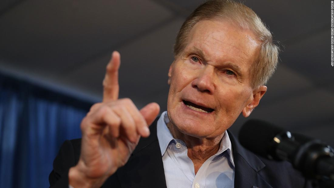 JUST IN: Democratic Sen. Bill Nelson will be releasing a statement at 3 p.m. on the Florida Senate race