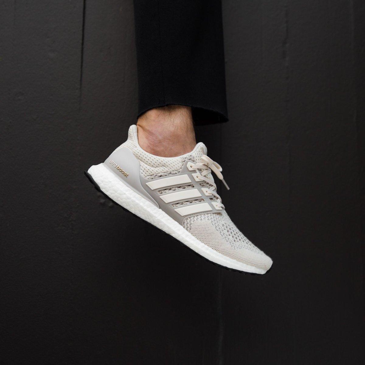 adidas ultra boost ltd talc clear white clear granite
