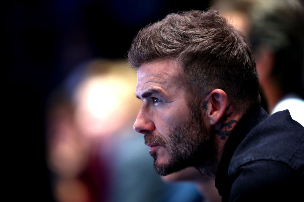 David Beckham is among the crowd being treated to some impressive early points at Londons O2 Arena. But theres nothing to separate Novak Djokovic and Alexander Zverev so far... The final is live here 👉 bbc.in/2zZ47o2 #bbctennis #ATPWorldTourFinals