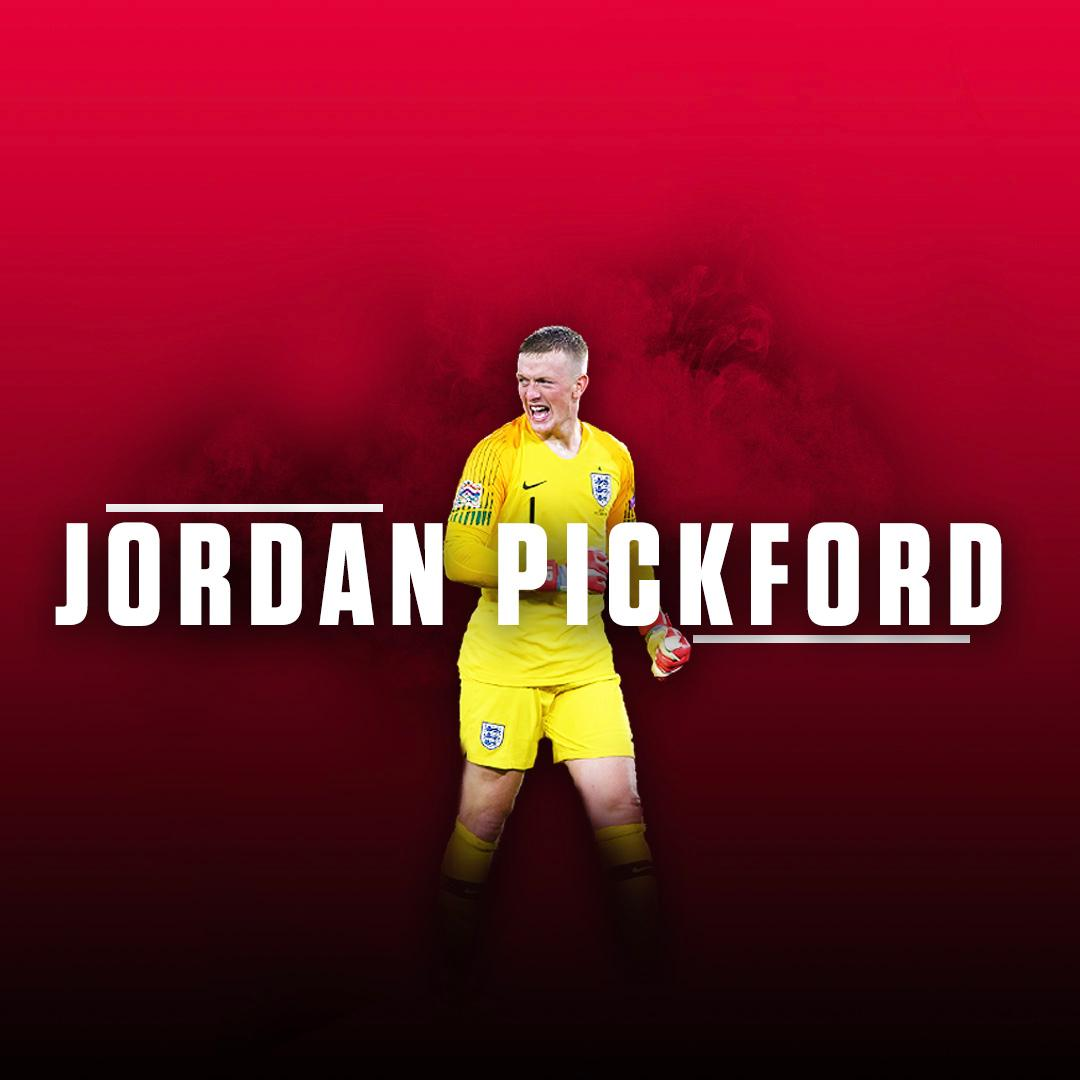 ESPN FC's photo on Pickford