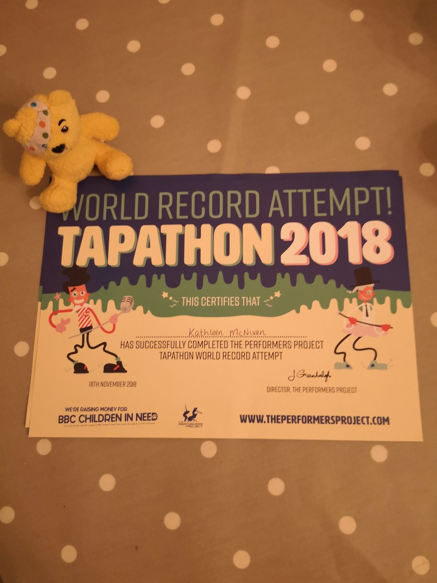 CPD - Achievements outside of Work 😂🤣 #tapathon2019 #cin