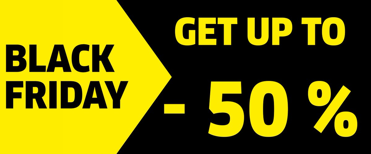 Karcher Northamerica On Twitter Today Is The First Day Of Our Blackfriday2018 Sale Save Up To 50 On A Pressurewasher 33 On Our Innovative Fc5 Hard Floor Cleaner And More Sale Ends