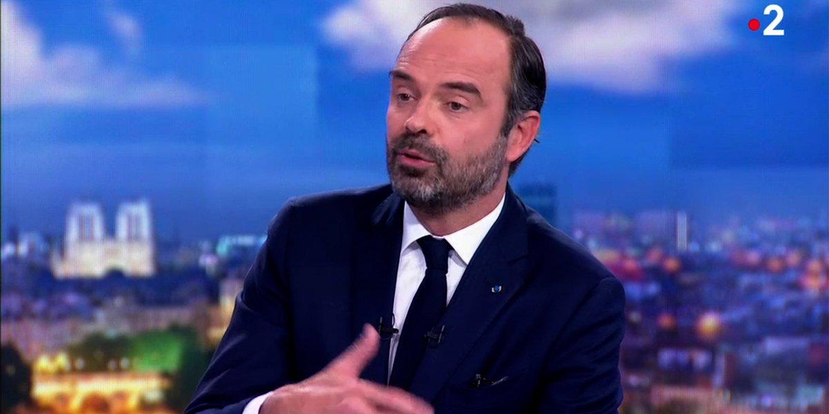 'Gilets jaunes' et pouvoir d'achat : Edouard Philippe ne change pas de 'cap' mais promet des résultats d'ici à la fin du quinquennat https://t.co/3IgNjixY77