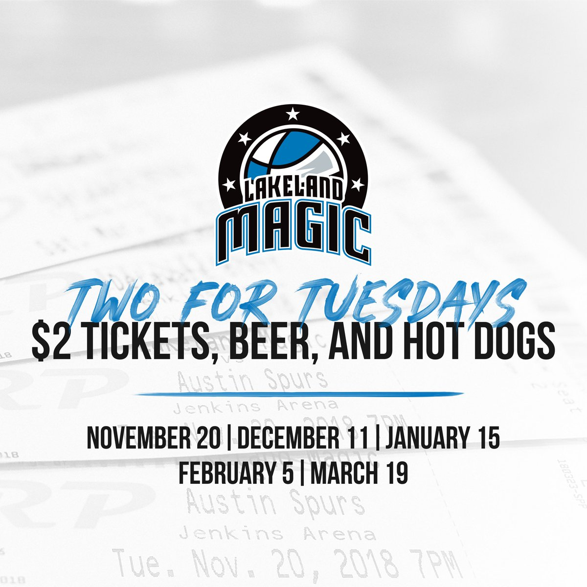What are you doing this Tuesday? $2 tickets, beer, and hot dogs every Tuesday all season long!