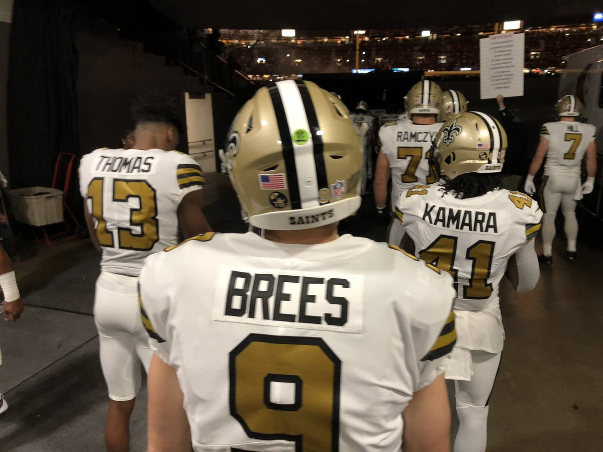 the best attitude 3db0d 67ee6 New Orleans Saints on Twitter: