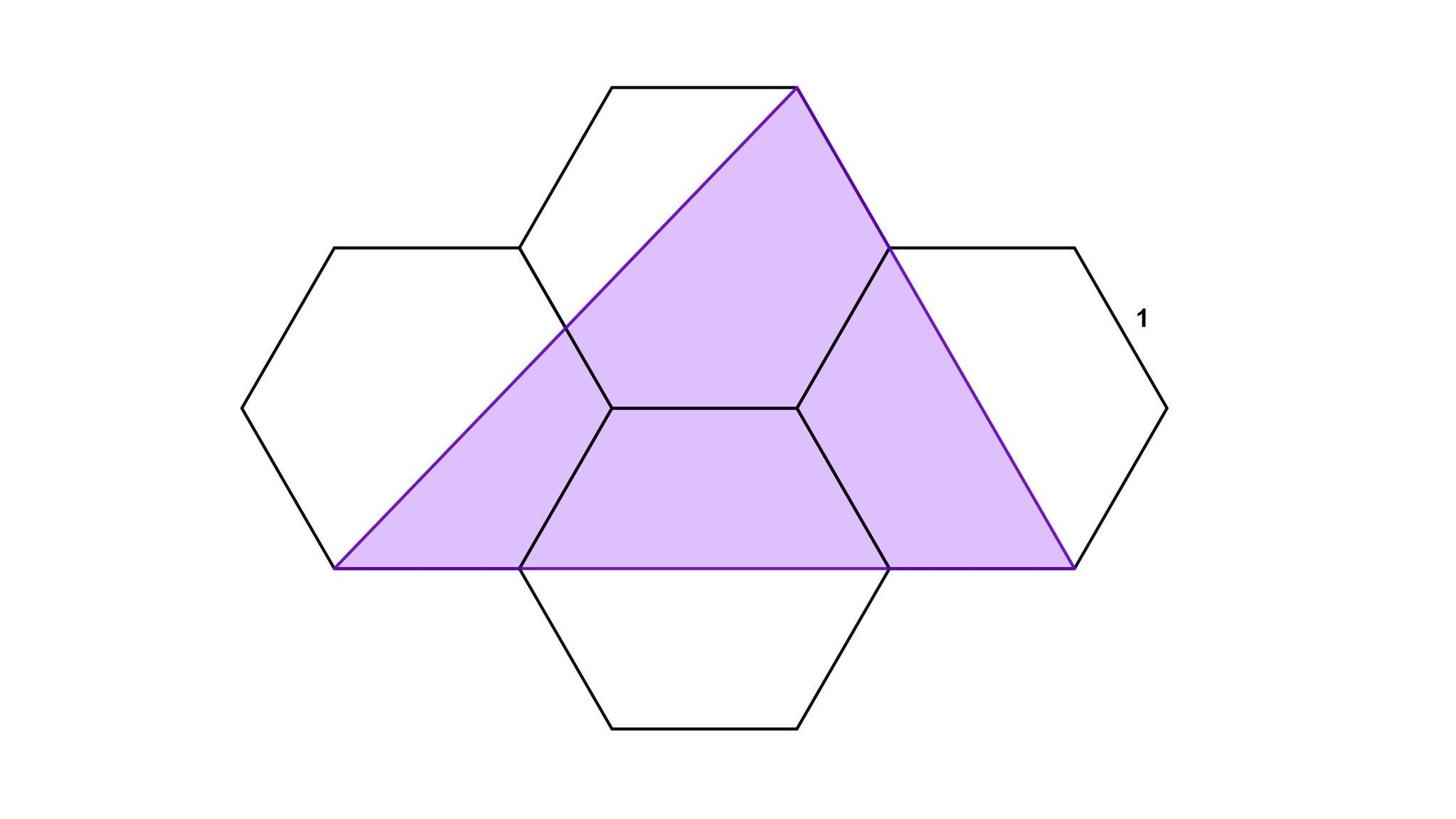 Find the exact value for the purple area #MTBoS #iTeachMath https://t.co/INPCWfM9GP
