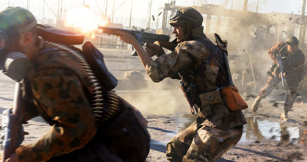 Battlefield 5 players report game freezes when they check a specific menu buff.ly/2QUaAYP